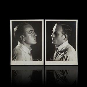Expertissim - henriot philippe (1889-1944). deux photographies p - Photographie