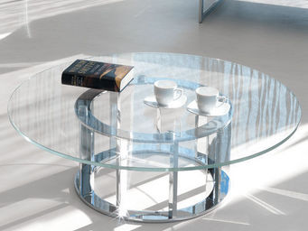 ITALY DREAM DESIGN - naxos - Table Basse Ronde