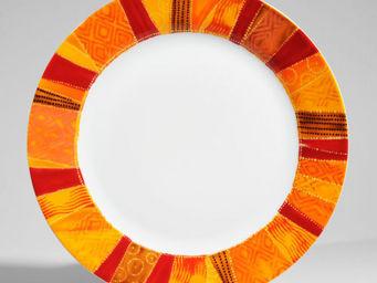 Maisons du monde - assiette plate saga - Assiette Plate