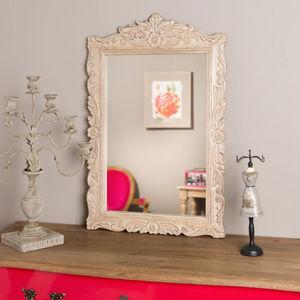 Maisons du monde - miroir anemone - Miroir