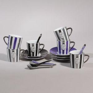 Maisons du monde - coffret 6 tasses � caf� de luxe - Tasse � Caf�