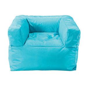 Maisons du monde - fauteuil turquoise papagayo - Fauteuil De Jardin