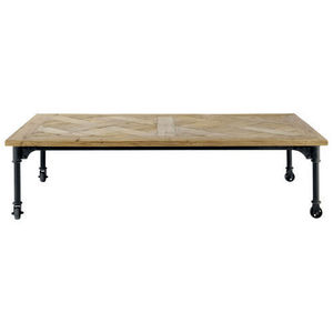 Maisons du monde - table basse mirabeau - Table Basse Rectangulaire