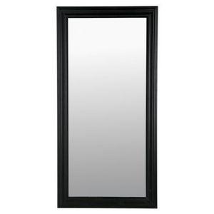Maisons du monde - miroir napoli noir 80x160 - Miroir