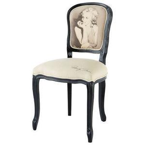MAISONS DU MONDE - chaise marilyn versailles - Chaise