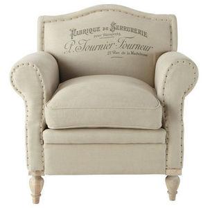 Maisons du monde - fauteuil antan - Fauteuil