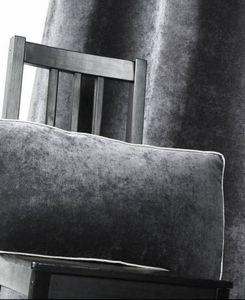 HOMEMAISON.COM - coussin en velours uni rectangle - Galette De Chaise