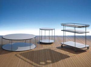 Bonacina Pierantonio - circus03 - Table Basse De Jardin