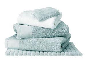 BLANC CERISE - drap de douche céladon - coton peigné 600 g/m² - u - Serviette De Toilette