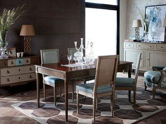 Grange - sam jacob - Table De Repas Rectangulaire