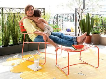 Fermob - lounger surprising - Fauteuil De Jardin