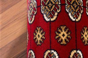 NAZAR - tapis hayat 280x380 red - Tapis Traditionnel