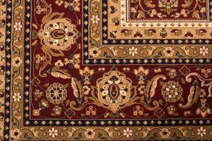 NAZAR - tapis tabris 160x230 red - Tapis Traditionnel