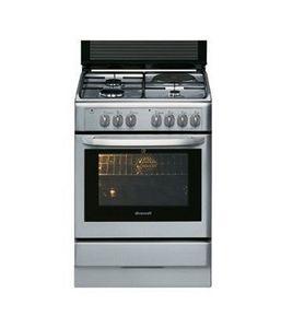 Brandt - cuisinire mixte kmp1015x - Cuisinière