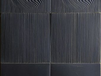 FAUVEL- NORMANDY CERAMICS - wavy - Carrelage Mural