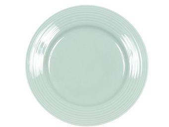 BLANC D'IVOIRE - florida assiette plate - Assiette Plate