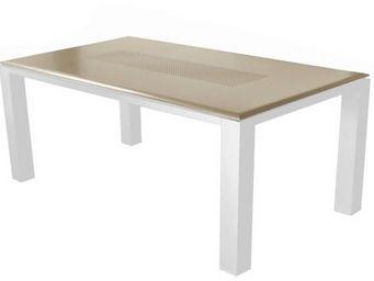 PROLOISIRS - table de jardin florance 180cm - Table De Jardin