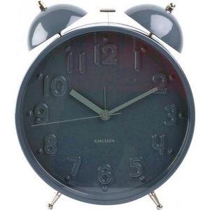 Present Time - réveil twin bell nude - Réveil Matin