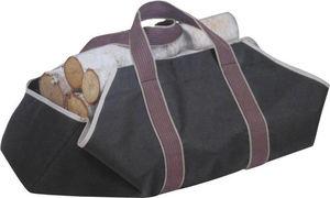 Aubry-Gaspard - sac à bûches 100% polyester - Sac À Buches