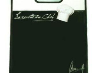Cm - planche �d�couper message - couleur - noir, forme - Planche � D�couper
