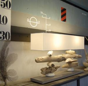 Coc'Art Créations - nao - Lampe À Poser