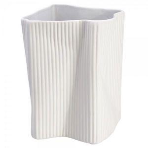 La Chaise Longue - vase plissé pm - Vase À Fleurs
