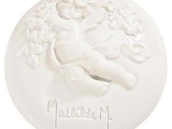 Mathilde M - savon parfumé ange senteur fleur de dentelle - 100 - Savon