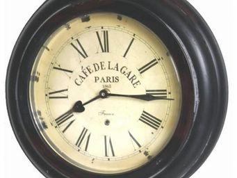 L'HERITIER DU TEMPS - horloge murale hublot ø33cm - Horloge Murale