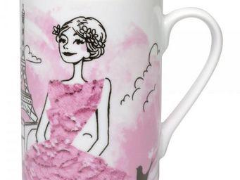 La Chaise Longue - mug parisienne romantique - Mug