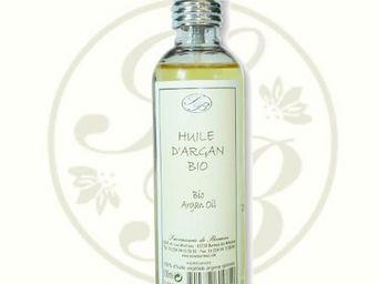 Savonnerie De Bormes - huile d'argan bio - 100 ml - savonnerie de bormes - Huile De Soin