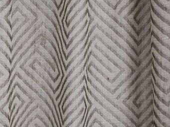 DECOBEL - cortina beige - Tissu D'ameublement