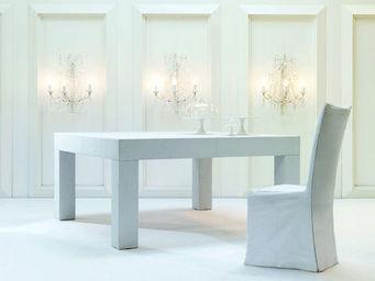 CYRUS COMPANY - cubiko - Table De Repas Rectangulaire