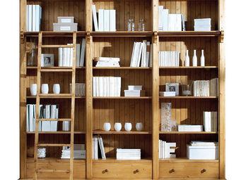 Interior's - bibliothèque - Bibliothèque Ouverte