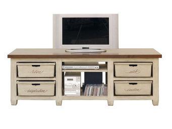 Interior's - meuble bas tv-hifi - Meuble Tv Hi Fi