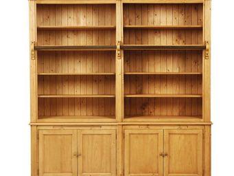 Interior's - bibliothèque 2 modules - Bibliothèque