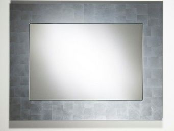WHITE LABEL - tellem miroir mural design en verre moyen modèle  - Miroir