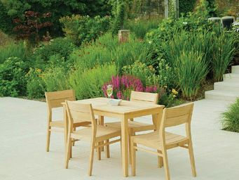 Alexander Rose - # timber - Table De Jardin
