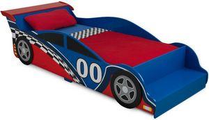 KidKraft - lit pour enfant voiture de course - Lit Enfant