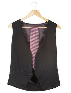 Umbra - veste range bijoux noir de voyage - Porte Bijoux