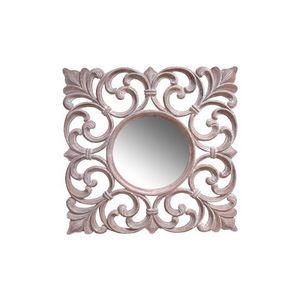 DECO PRIVE - miroir cérusé modèle kotak - Miroir