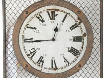 Antic Line Creations - horloge london paris new york - Horloge Murale