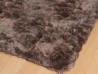 Interior's - tapis polux taupe - Tapis Contemporain