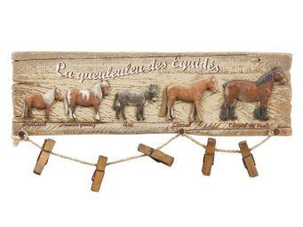 Interior's - crochets les chevaux - Pat�re
