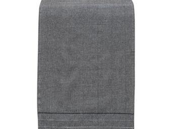 Interior's - chemin de table gris 50x180 - Chemin De Table