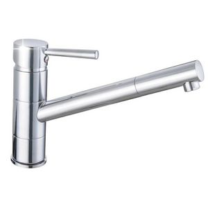 WHITE LABEL - robinet mitigeur cuisine salle de bain - Mitigeur Évier