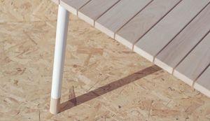 PIKNIK - straw - Pied De Table