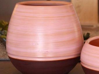 Les Poteries Clair de Terre - boldo - Vase À Fleurs