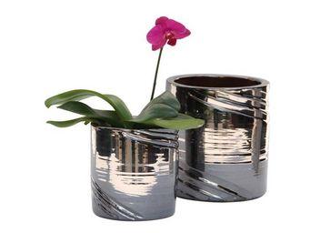 Les Poteries D'albi - bastide - Vase � Fleurs
