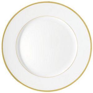 Raynaud - fontainebleau or (filet marli) - Assiette De Présentation