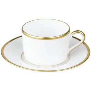 Raynaud - fontainebleau or (filet marli) - Tasse À Thé